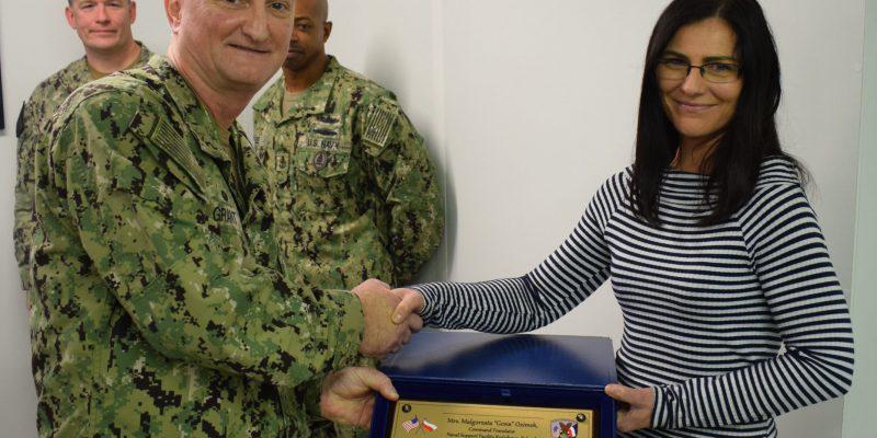 Command Translator - Letter of Commendation from Capt. Grant