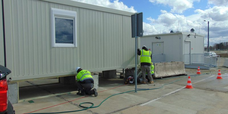 Facility Investments - Container Preparation 3