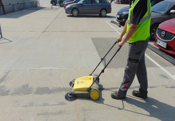 Pavement Clearance - Street Sweeping