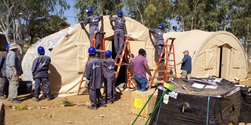 Po tent construction